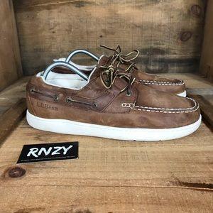 LL Bean Leather Boat Shoe LLB234
